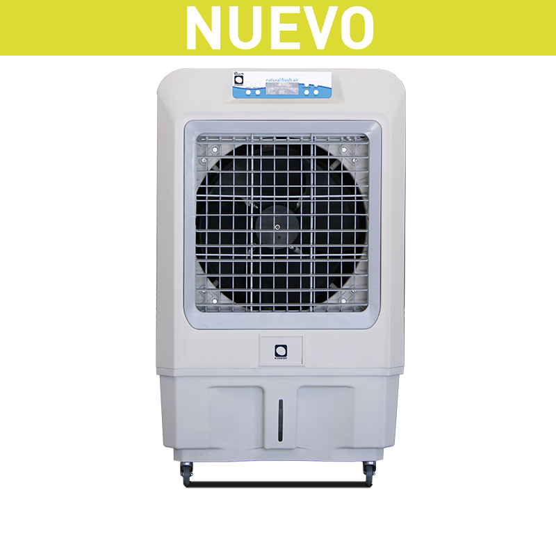 <b> MCONFORT EOLUS 70 PRO </b><br> <br> Enfriador evaporativo <br> <i>NUEVO</i>